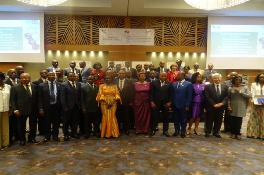 Fin du forum agricole de Brazzaville