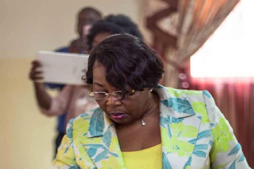 Jeanne Mbagou