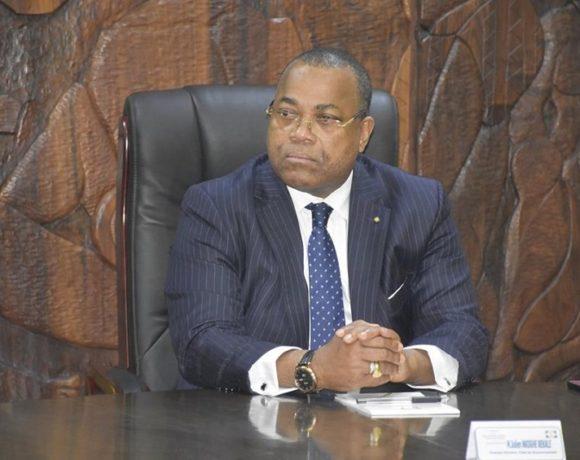 Julien Nkoghe Bekale, Premier ministre