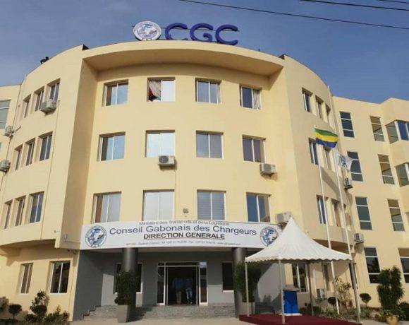 Le nouveau siège du Conseil gabonais des chargeurs