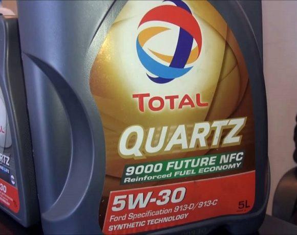 Total Quartz 4x4