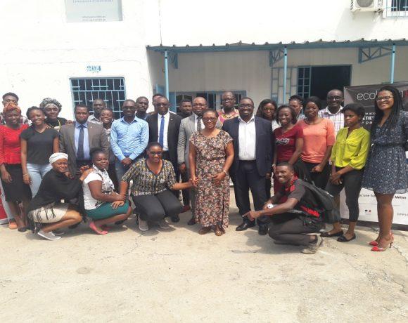 UBA sensibilise les étudiants de l'école 241 sur le TEF