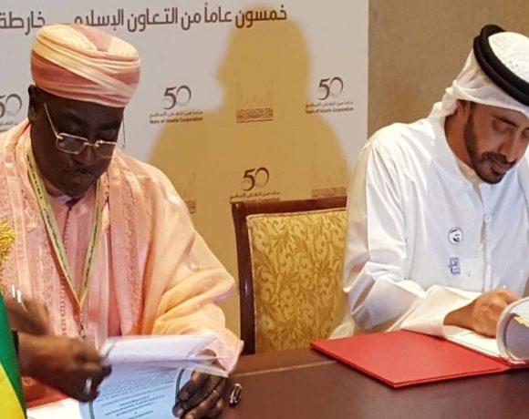 Abdu Razzaq Guy Kambongo, et Cheikh Abdallah Zayed Al