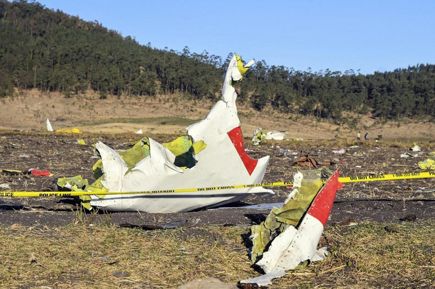 Crash du Boeing 737 d'Ethiopian Airlines