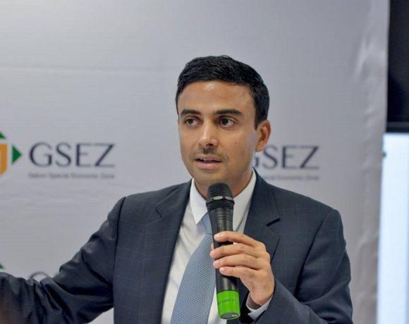 Gagan Gupta, PDG d'Olam Afrique