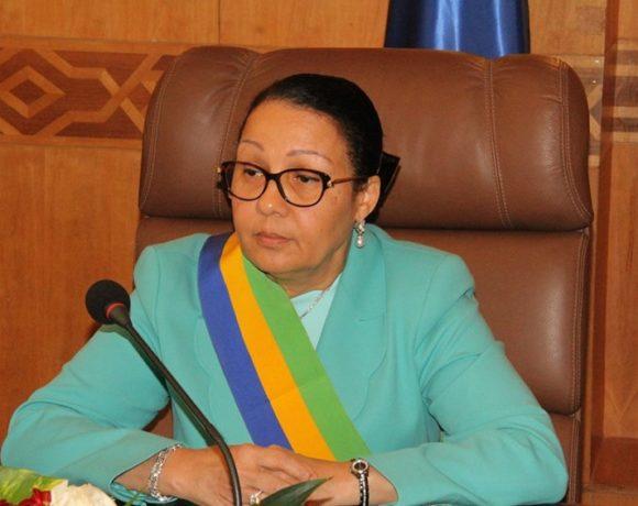 Lucie Milebou Aubusson épouse Mboutsou