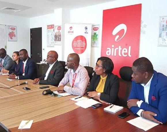 Airtel communique sur l'incident
