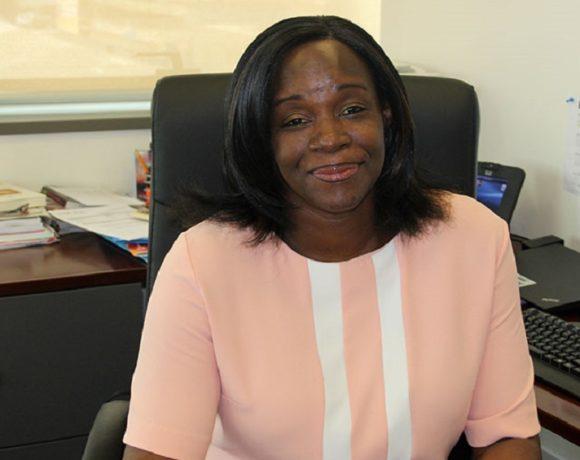 Alice Ouedraogo, représentante de la banque mondiale