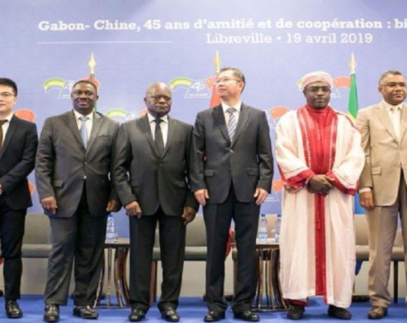 Célébration des 45 ans de coopération entre le Gabon et la Chine