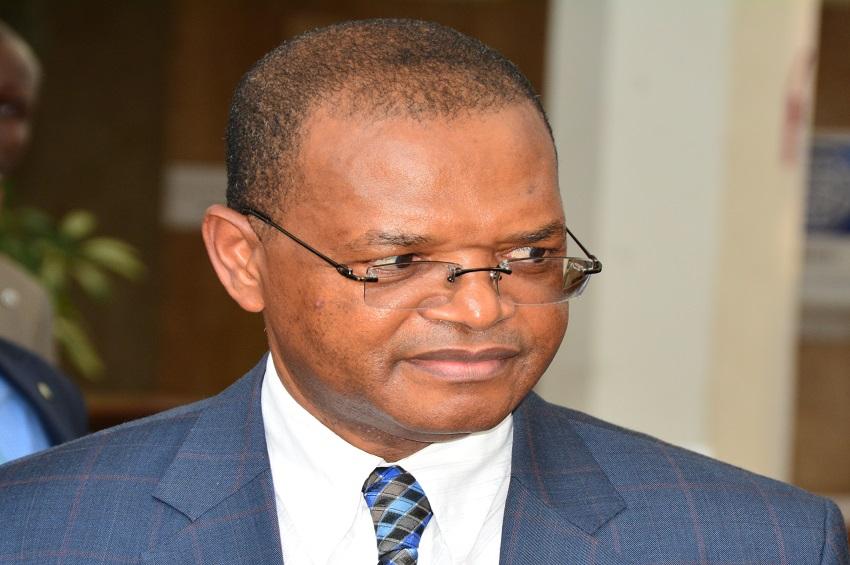 Fortunato Ofa Mbo Nchama, président de la BDEAC