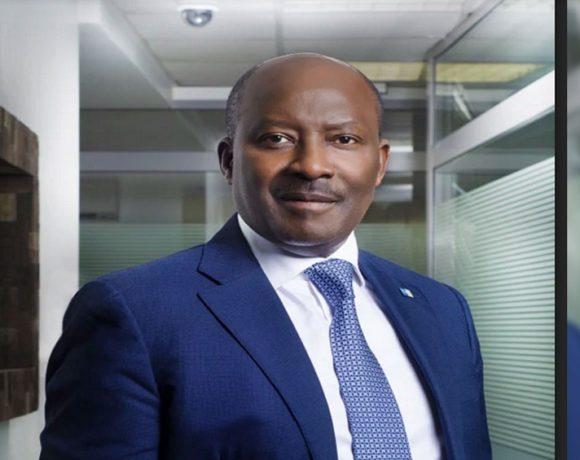 Henri-Claude Oyima, patron du groupe BGFI
