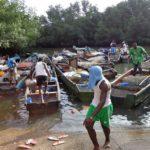 La pêche artisanale au Gabon