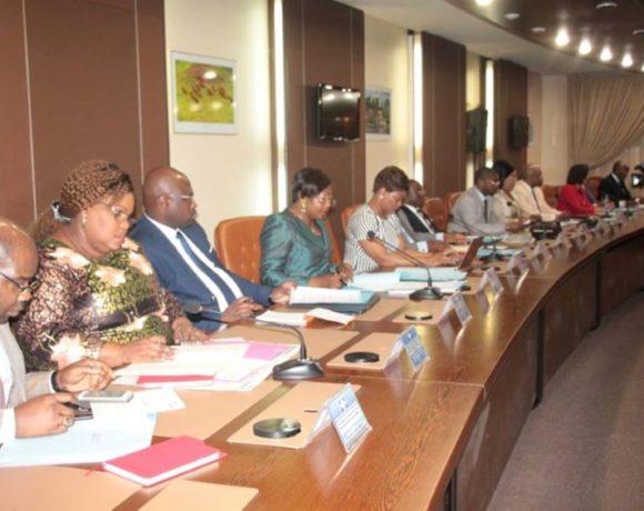 Le Conseil interministériel