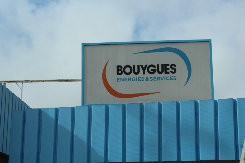 Bouygues Gabon