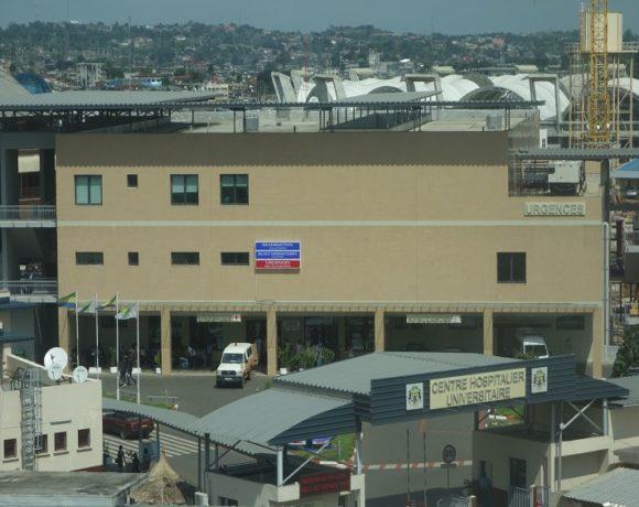 CHU de Libreville