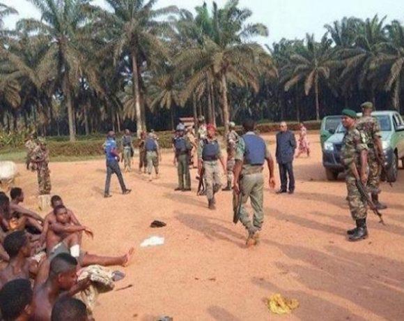 La Crise anglophone au Cameroun