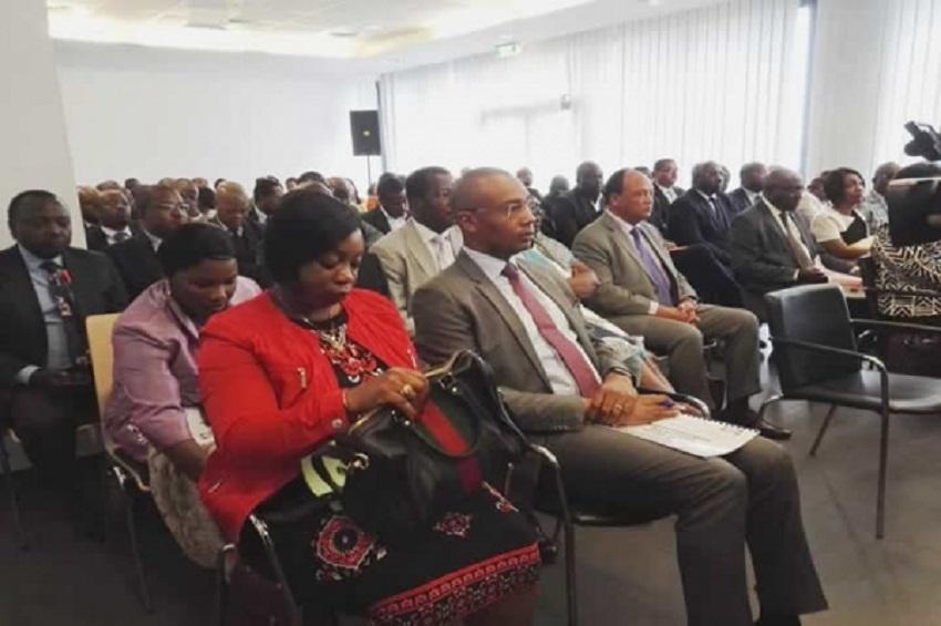 La réunion présidée par le ministre de la santé