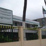 Les douanes gabonaises