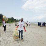L'opération plages propres de la SOBRAGA