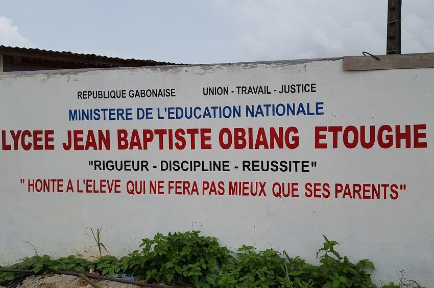 Lycée de Sibang