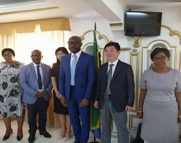 Séance de travail conclusive des journées scientifiques ouvertes avec Kim Jeong-Jun, Secrétaire Général du KAFACI au ministère de l'agriculture