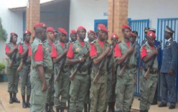 les gendarmes camerounais