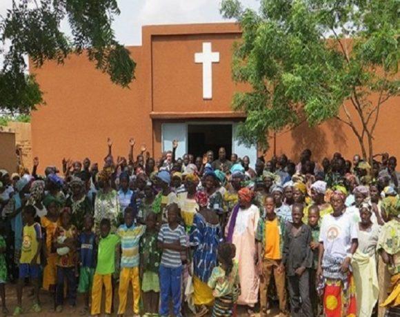 tuerie dans une église au Burkina