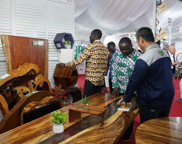 Gabon Wood Show
