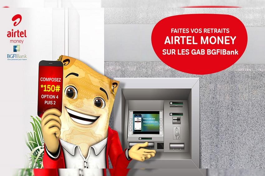 Airtel Money chez BGFIBank