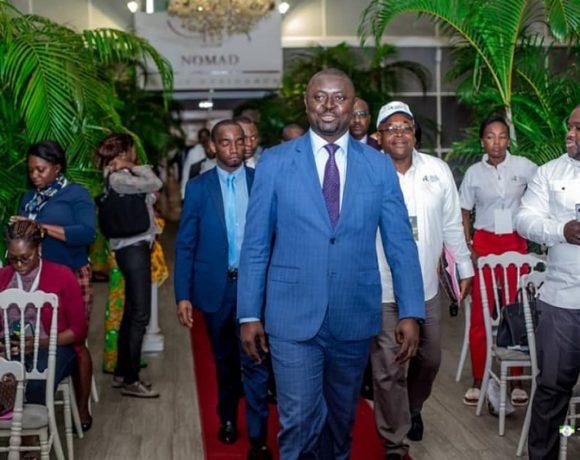 Justin Ndoundangoye