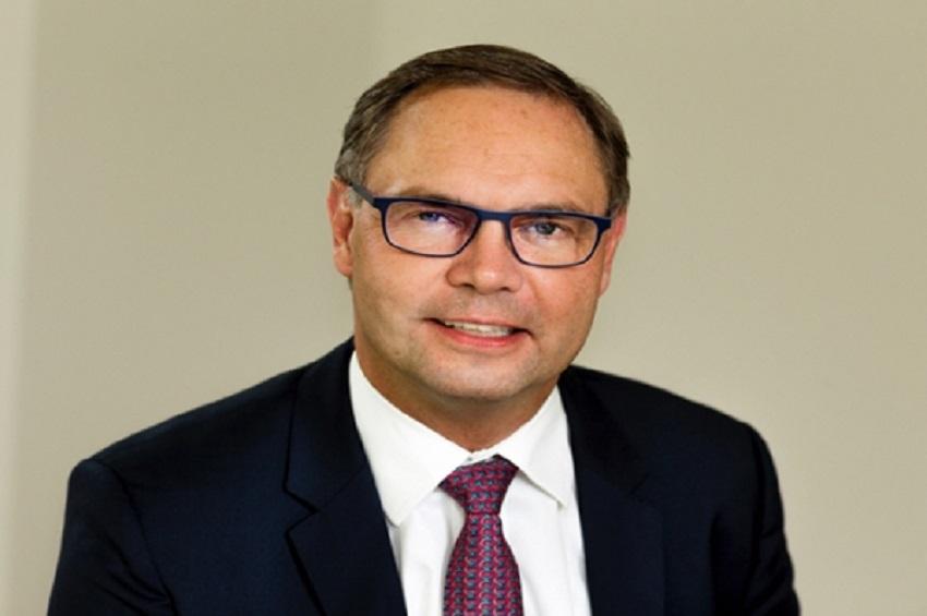 Kim Fejfer, l'Associé PDG de A.P Moller Capital