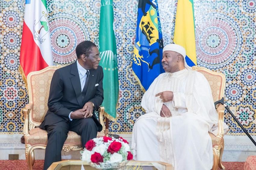 Tête à tête entre Ali Bongo Ondimba et Teodoro Obiang Nguema Mbasogo