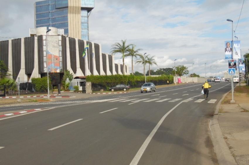 Grand Libreville : L'appel au confinement bien suivi